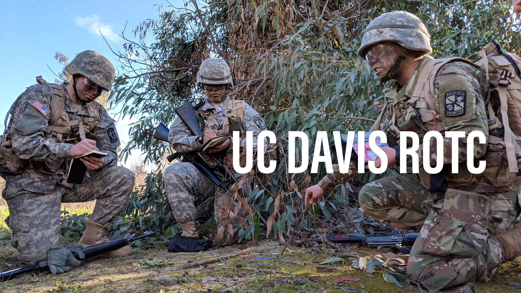 ROTC Advanced Camp   Military Science