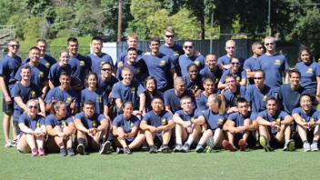Cadets at UC Davis